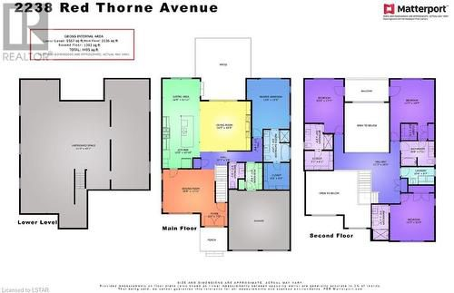 2238 Red Thorne Ave., Lot 142